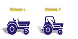 Traktor Fahrschule Smile