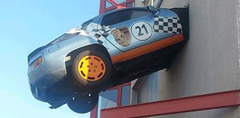 Ein Auto gehört auf die Straße – ein Porsche auf die Rennstrecke ;)